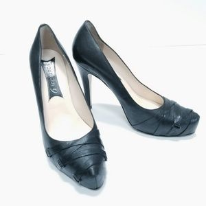 Boutique 9 Slick High heels with straps. Sz 10